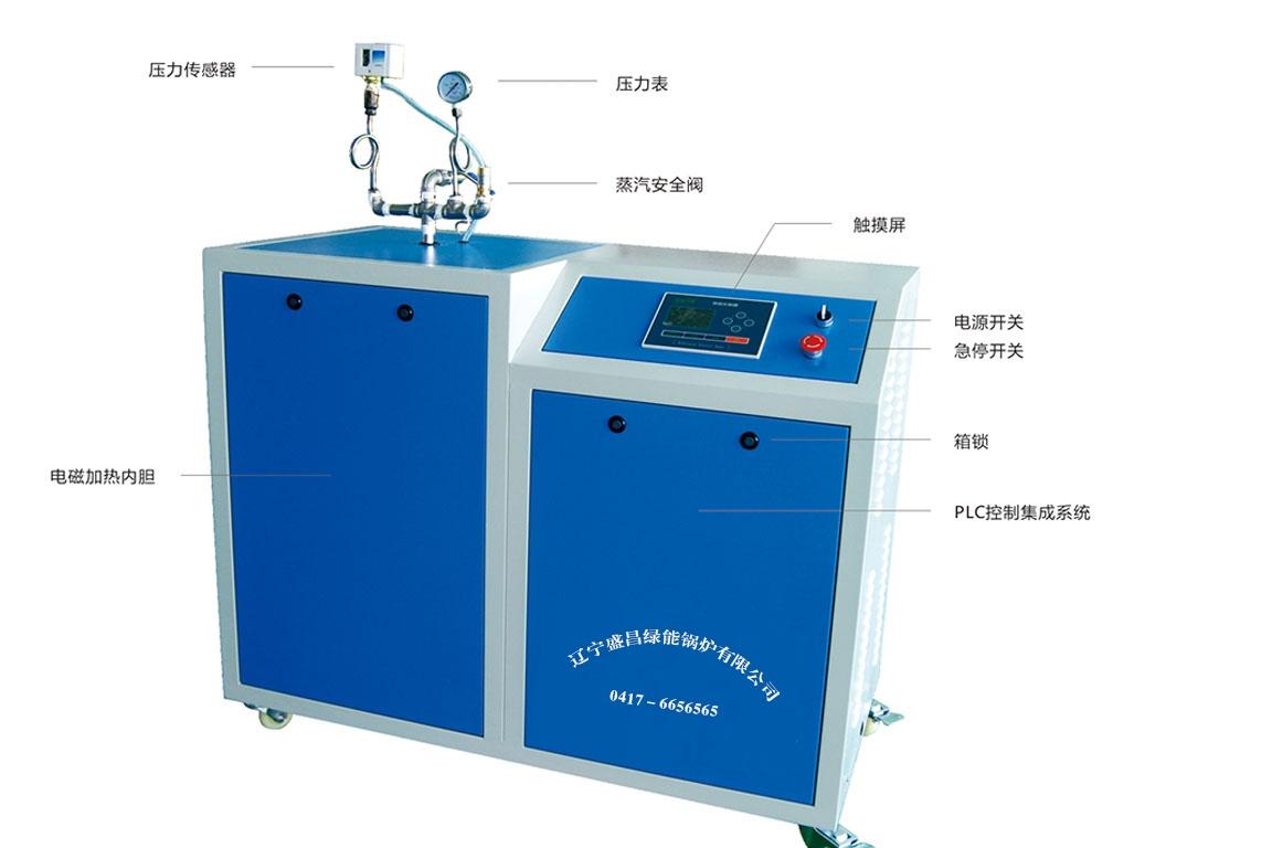 长春电磁节能蒸汽发生器